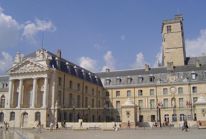 フランス都市・デイジョン写真