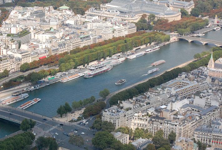フランス都市・トゥール写真
