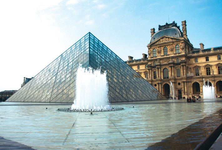 フランス都市・パリ写真