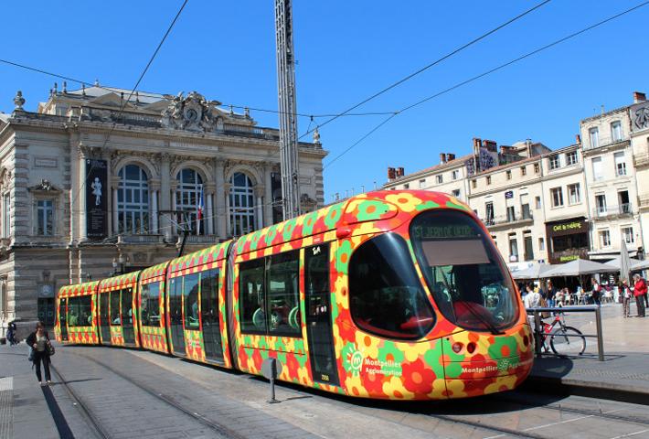 フランス都市・モンペリエ
