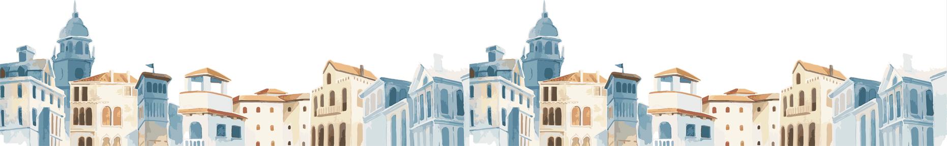 フランス都市・イラスト